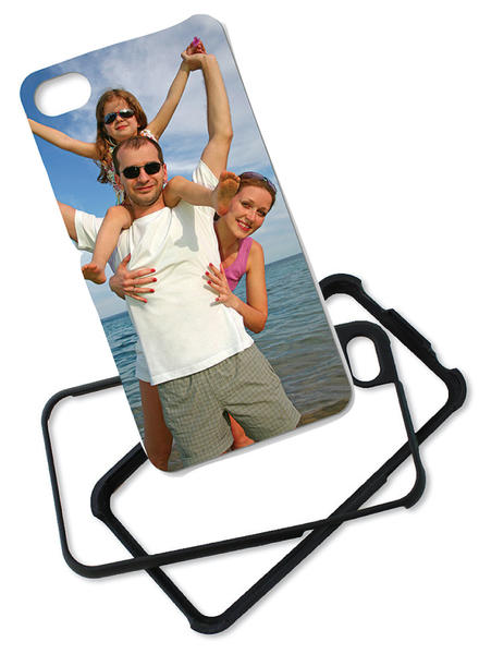 Show off a different grandkid each day with ChromaLuxe Flex Frame cases for the iPhone 4/4S/5 and Samsung Galaxy SIII. Create personalized metal inserts using photos and/or text that can be easily changed out of the snap-on case. chromaluxe.com