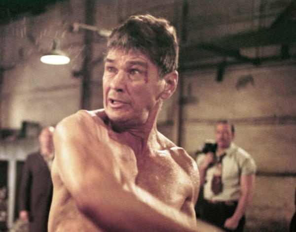 """Charles Bronson in the Walter Hill drama """"Hard Times."""""""