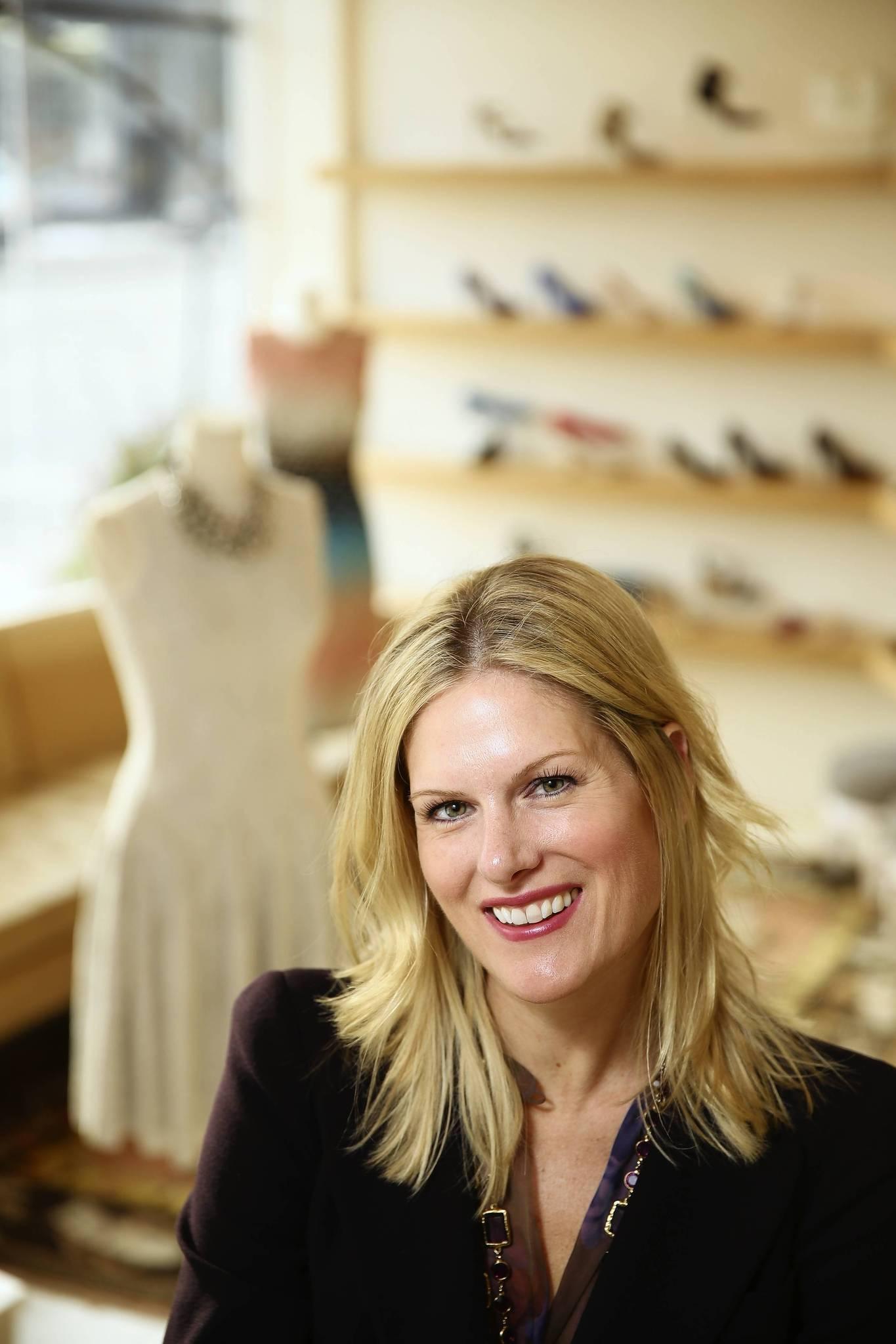 Kelly Golden Remarkable Woman Chicago Tribune