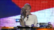 VIDEO Beyonce sings live to Super Bowl media