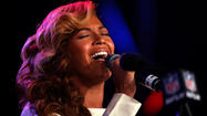 Beyonce meets lip-sync controversy head on