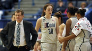 — UConn's season is off to a pleasant start. The Huskies are 19-1 overall, 6-1 in the Big East. That's excellent, even compared to the program's lofty standards.