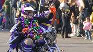"Ravens' ""Fan Man"" Matt Andrews [Pictures]"
