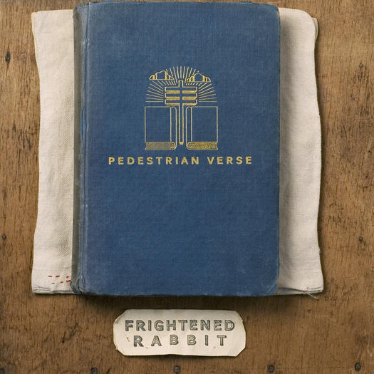 Frightened Rabbit, 'Pedestrian Verse'