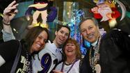 New Orleans hums with Super Bowl and Mardi Gras