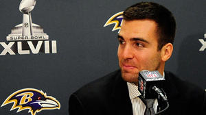 Steve Bisciotti on Joe Flacco: 'We have a franchise quarterback'