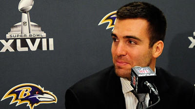 Steve Bisciotti on Joe Flacco: 'We have a franchise quarterback…