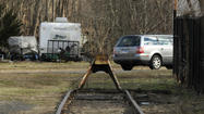 Pictures: The Air Line Railroad In Portland