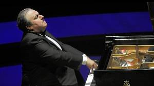 Review: Yefim Bronfman is up to speed