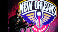 New Orleans Pelicans? This bird won't hunt