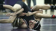 Photo Gallery: Hoover vs. La Cañada wrestling