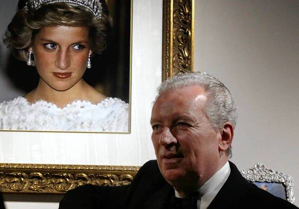 Richard Dalton, Princess Diana's hairdresser, didn't create her famous cut. That was his assistant's work. But he was its longtime custodian.