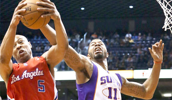 Caron Butler, left, is averaging 24.3 minutes and 10.3 points for the Clippers.