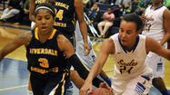 No. 1 Aberdeen girls can't keep up with Riverdale Baptist in 85-66 loss