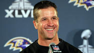John Harbaugh has Ravens in right mindset heading into Super Bowl
