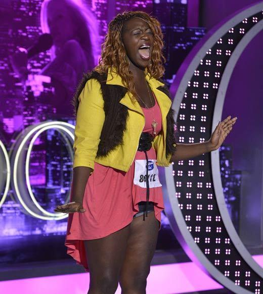 'American Idol' Season 12 best and worst moments: Crazypants Zoanette Johnson came in with the most terrifying version of the National Anthem weve ever heard and were including Carl Lewis in that statement. The judges were dying with laughter -- Keith Urban fell off his chair. And shes through to Hollywood, because what would Hollywood Week be without someone like Zoanette?