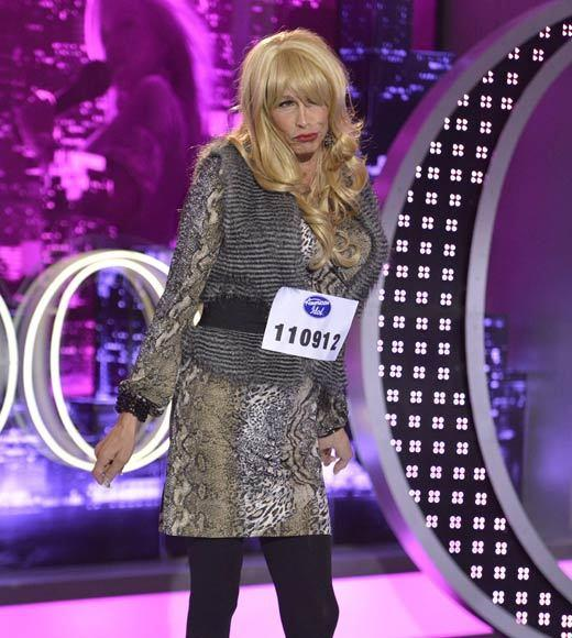 'American Idol' Season 12 best and worst moments: For reasons passing understand, Steven Tyler was in Oklahoma City. In drag. Calling himself Pepper.   We kind of miss his crazy old butt.