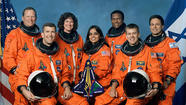 A somber 10-year anniversary for space shuttle Columbia