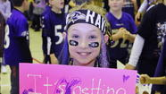Rally for the Ravens in downtown Bel Air Friday