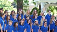 The Little Traverse Youth Choir will perform a variety of songs at the 61st annual Petoskey Rotary Spaghetti Dinner from 5-7 p.m. on Thursday, Feb. 7, at Petoskey High School.