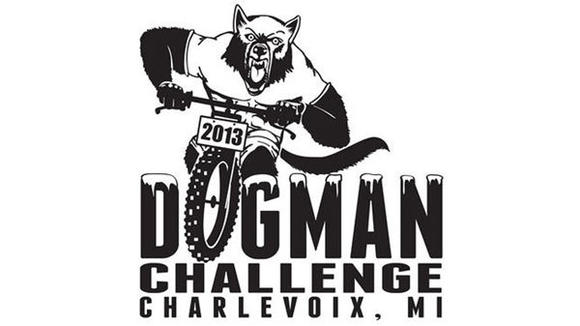 Competitors in the Dogman Challenge, a bicycle race on a two-mile loop in Charlevoix Feb. 23, will use specialized bikes with fat tires meant to float over the snow.
