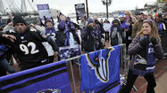 'Today Show' comes to Inner Harbor for Ravens rally