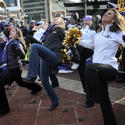 Ray Lewis' squirrel dance
