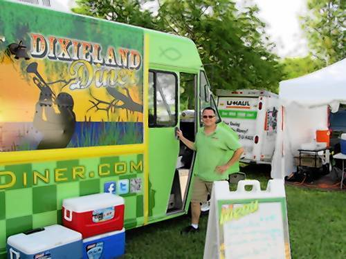 Follow the Dixieland Diner food truck at dixielanddiner.com and on Facebook.