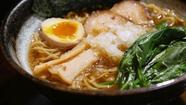 If the cult of ramen still mystifies you, you could do worse than to grab a counter seat at the new Little Tokyo branch of Shin-Sen-Gumi, a small restaurant chain that introduced high-quality ramen from Japan's Hakata region to Los Angeles. Most ramen shops offer a limited set of possibilities, but at Shin-Sen-Gumi, you tick off your order on a paper card, which forces you to choose between thick noodles and thin, between noodles cooked soft or hard and between pork-bone <em>tonkotsu</em> broths enhanced with a little, some or quite a lot of the rich pork oil that elevates the texture and the caloric jolt to something approaching thick cream.