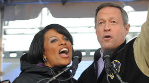 Rawlings-Blake, Lee set terms of Super Bowl wager