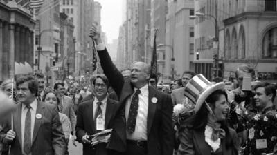 Edward Koch dies at 88; outspoken mayor led New York City comeback