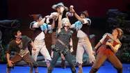 "THEATER REVIEW: ""Peter Pan"" at the Cadillac Palace Theatre ★★★ ... Having played Peter Pan now for (gasp)  40 years ..."