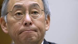 Energy Secretary Chu to step down
