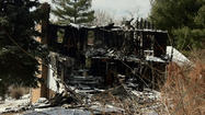 Fatal fire in Myersville