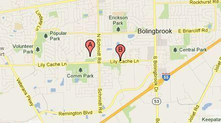 Bolingbrook police are investigating two attempted abductions within three days.
