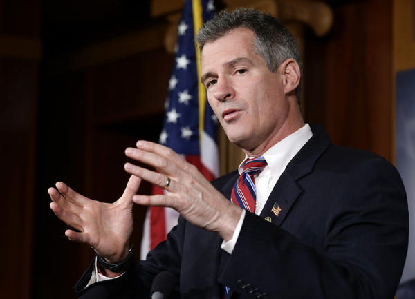 Former Sen. Scott Brown