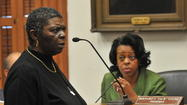 "Baltimore activist Kim Trueheart was back at City Hall last week after a judge lifted a ban on her presence there that was at least unjustified and possibly illegal. Mayor Stephanie Rawlings-Blake, who often bears the brunt of Ms. Trueheart's criticism of city government, has said if it was up to her, the trespassing charges against Ms. Trueheart would be dropped because City Hall ""is the people's building."" It would be easy to chalk the whole thing up to a mistake by someone in the police department and declare no harm, no foul. Except for the time Ms. Trueheart spent in Baltimore's Central Booking facility — surely an experience she will not easily forget."