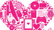 "The Niles Public Library is celebrating ""Love Your Library Month"" throughout the month of February by giving away treats for checkouts, a Valentine's Evening performance by Diva Montell, and a special dance party for kids at Golf Mill Shopping Center."