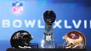 Super Bowl XLVII programming airing Saturday morning through late-night Sunday includes concerts, specials, highlights and a football game.