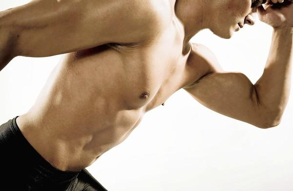 Working for the six-pack may be a superficial goal.