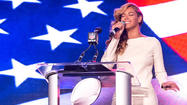 With pretty much every news outlet still buzzing about Beyonce's Inauguration Day lip sync, the pop diva is finally offering some clues as to what her headlining spectacle at Sunday's Super Bowl halftime show will look like.