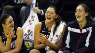 Kelly Faris Likely To Be Next To Carry Dominant UConn Brand Into WNBA