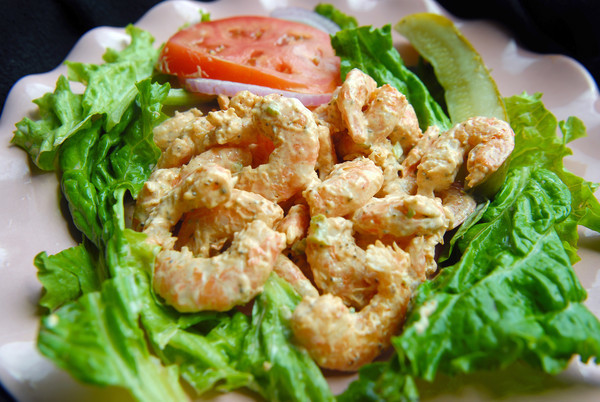 50 things Baltimore foodies must try [Pictures] - Throw in a shrimp salad from Kibby
