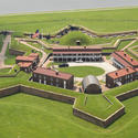 Have a picnic at Fort McHenry.
