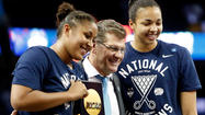 Pictures: UConn's Presences In The WNBA, Past, Present, Future