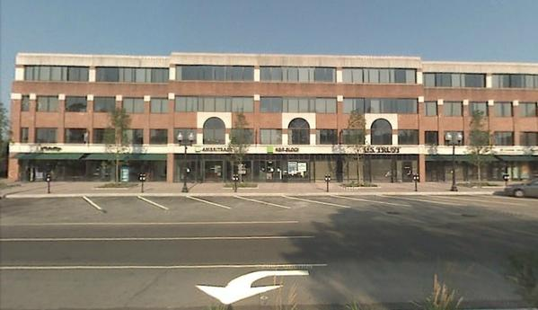 Town Center West Associates, the owners of this building at 29 S. Main St., were assessed at $24.93 million.