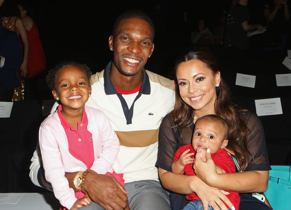 Miami Heat star Chris Bosh