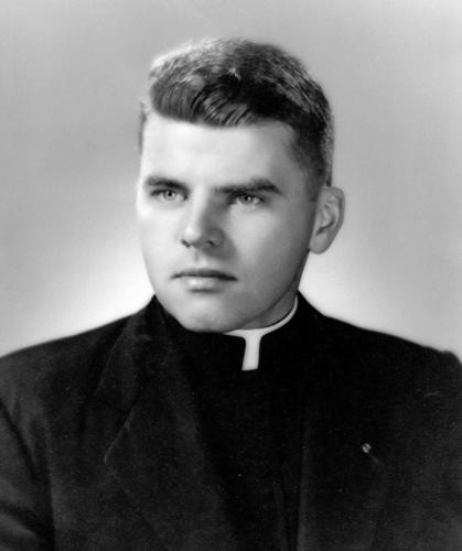 Bishop John M. D'Arcy through the years.