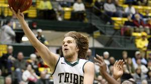 W&M's Rusthoven becomes one of CAA's best big men