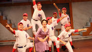 Damn Yankees at Stage Door Theatre